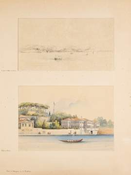 Attr. to Amedeo Preziosi (Maltese, 1816-1882)