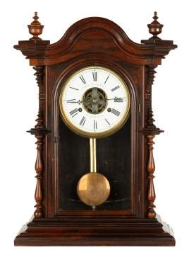 Welsh and Spring Titiens Shelf Clock
