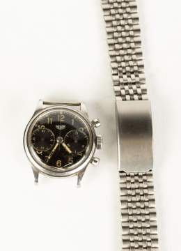 Vintage Heuer Wrist Watch