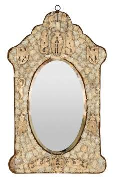 """Dieppe"" Type Wall Mirror"