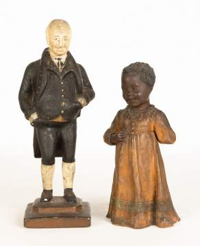 Two 19th Century Figures