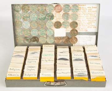 Collection of 20th Century Foreign Coins