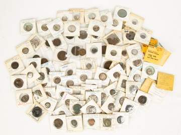 Various Early Coins