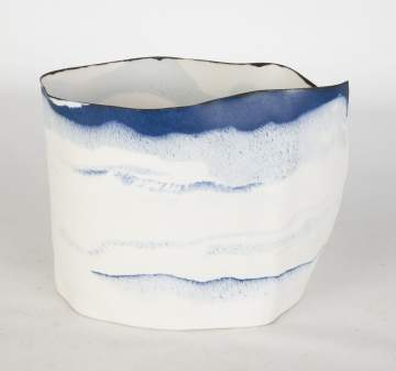 Henk Wolvers (Dutch, born 1953) Ceramic Vessel