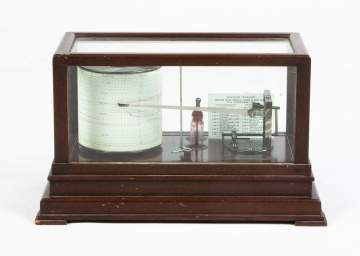 Taylor Instruments, Rochester, New York  Barograph