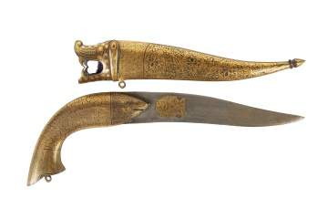 Middle Eastern Dagger
