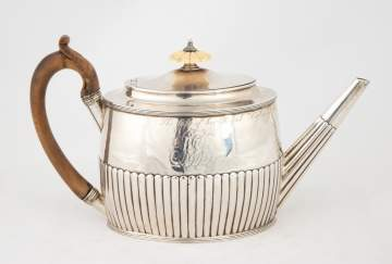 Sterling Tea Pot