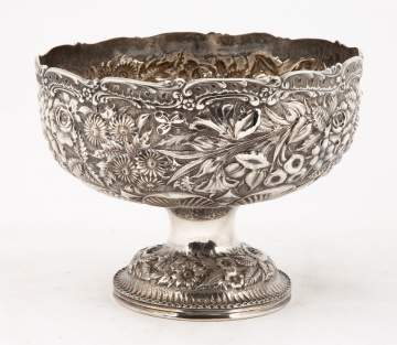 Jacobi and Jenkins, Baltimore, Silver Compote