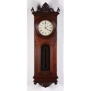 E. Howard, Boston, Wall Clock #42