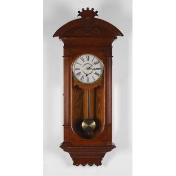 Waterbury Ontario Wall Clock