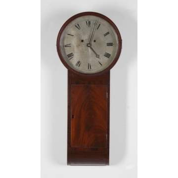 Rare Massachusetts Tavern Clock