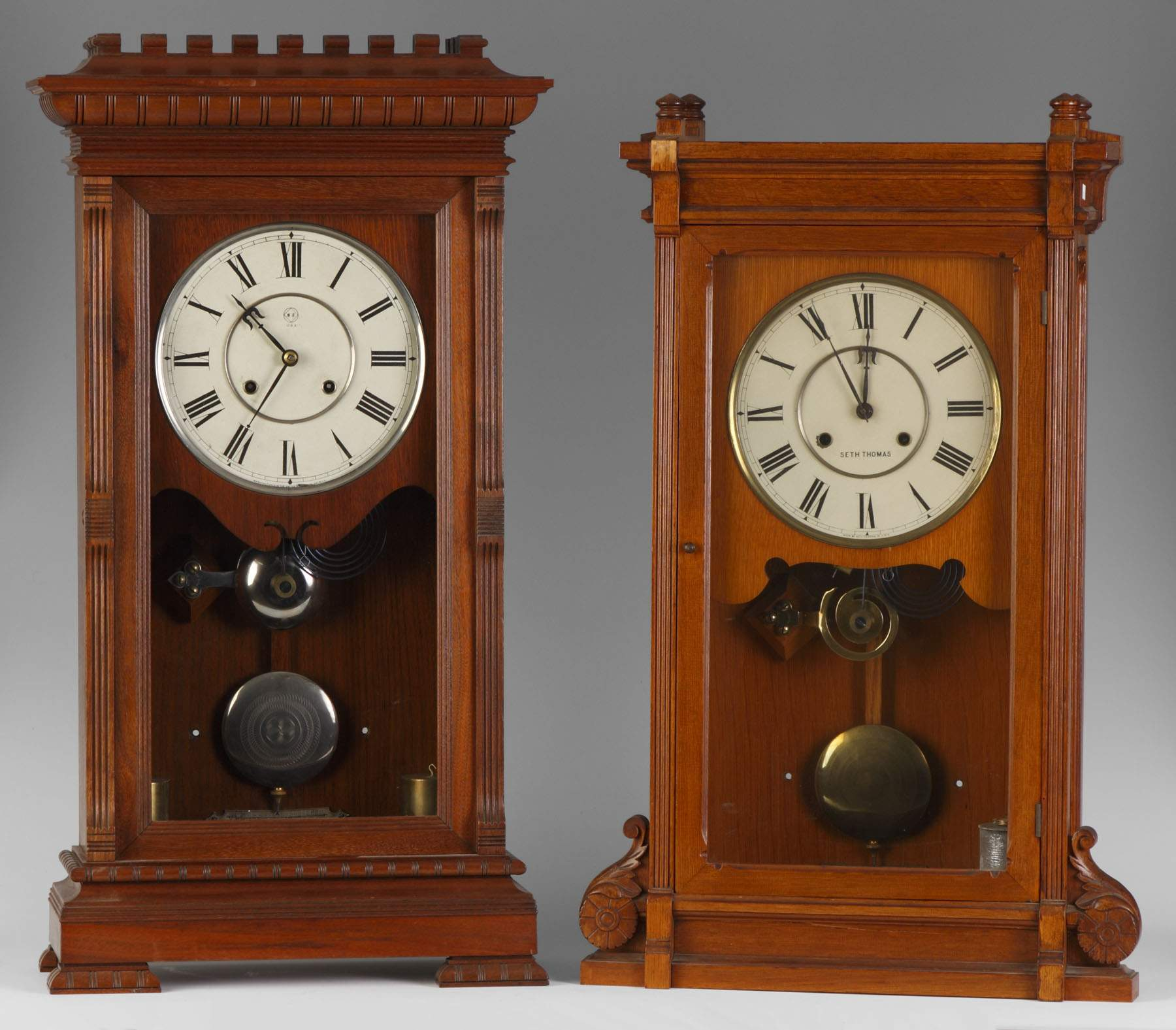 Seth thomass for sale prices appraisals auctions rochester ny 24 2 seth thomas shelf clocks amipublicfo Choice Image
