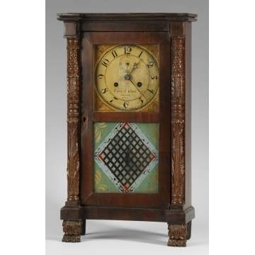 Curtis & Clark Shelf Clock