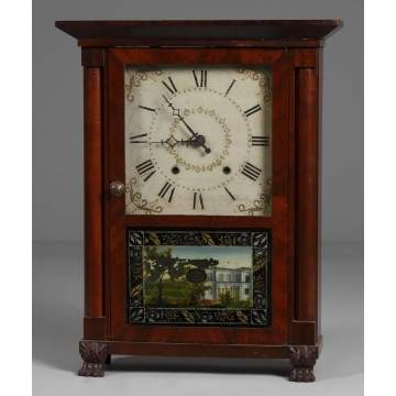 Ransom Smith Shelf Clock