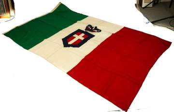 Italian Royal Flag
