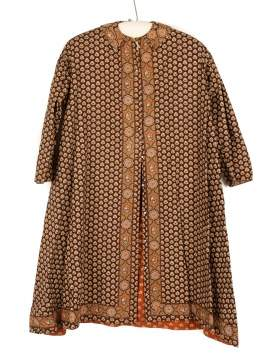 Mid 19th Century Calico Smock
