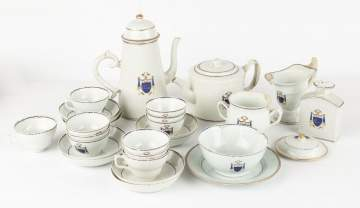 Chinese Export Porcelain Tea Set