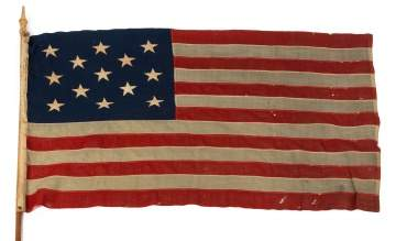 United States 13 Star Flag
