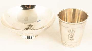Jensen Danish Sterling Table Items