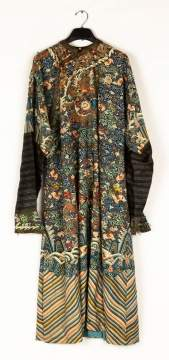 Chinese Kesi Silk Embroidered Robes