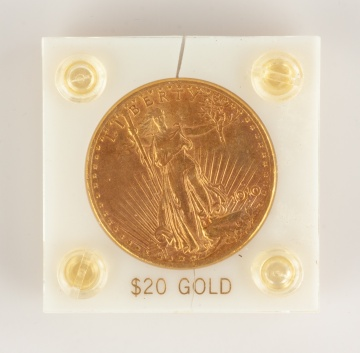US American Eagle 1910 One Ounce Gold Coin