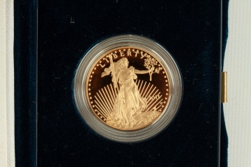 US American Eagle 2011 One Ounce Gold Proof Coin