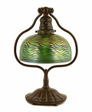 Tiffany Studios, New York, Desk Lamp