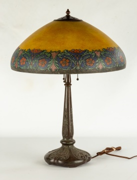 Obverse Persian Pattern Handel Lamp