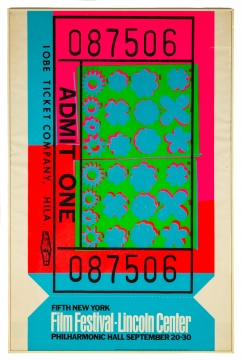 Andy Warhol, Poster