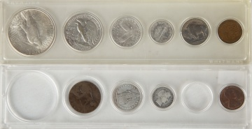 Group of United States Coins