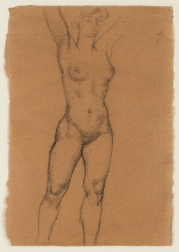 Aristide Maillol (French, 1861-1944) Femme Nude
