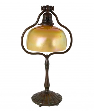 Tiffany Studios, New York Favrile Table Lamp