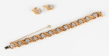 18K Yellow Gold 'Add a Link' Bracelet