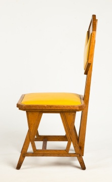 Frank Lloyd Wright (American, 1867-1959) Peacock Chair