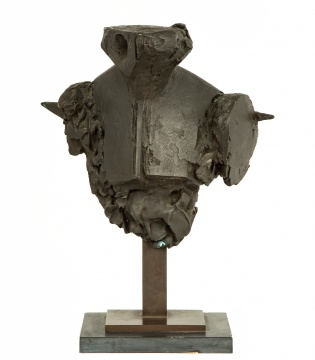 "Bernard Meadows (British, 1915-2005) ""Armed Bust I"""