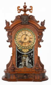 Ansonia Monarch Shelf Clock