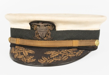 US Naval Hat, Rear Admiral in the United States Navy