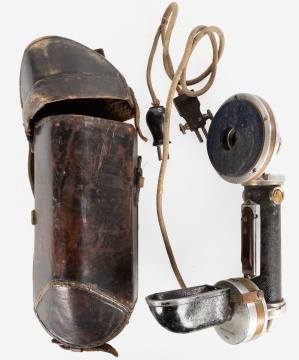 WWI German Field Telephone