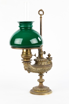 Tiffany & Co. Harvard Student Lamp