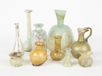Group of Ancient Glass