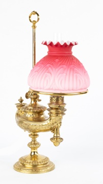 Wild and Wessel, Harvard Student Lamp