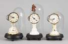 Candlestick Clocks
