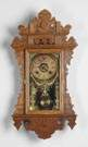 Ansonia Hanging Kitchen Clock