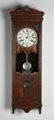 Bundy Manufacturing Co., Binghamton, NY, Time Recorder Wall Clock