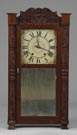 Rodney Brace Carved Shelf Clock