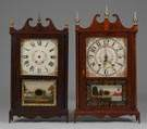 Pillar & Scroll Clocks