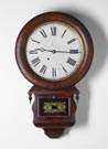 Ansonia Brass & Copper Company Wall Clock