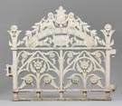 Victorian Cast Iron Gate