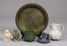 Group of Pottery and Stoneware