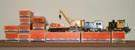 14 Lionel Cars, Gate, Signal, Tender etc.